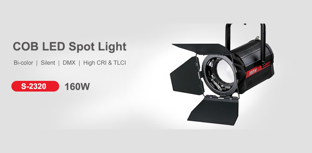 S-2320 COB LED Spot Light