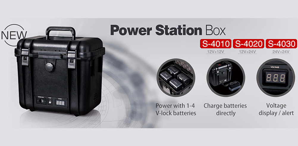 S-4010 Power Station Box